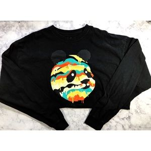Panda Long Sleeve Shirt
